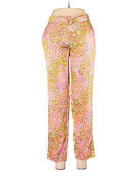 Adrienne Vittadini Silk Pants Size 4