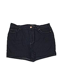 Forever 21 Denim Shorts Size 14 (Plus)