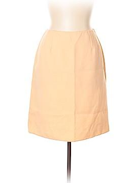 Alberta Ferretti Collection Wool Skirt Size 10