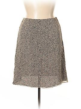 Linda Allard Ellen Tracy Silk Skirt Size 14