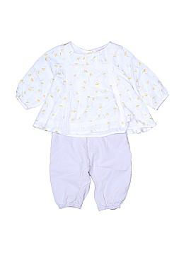 Catherine Malandrino Long Sleeve Blouse Size 3-6 mo
