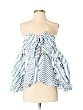 Windsor Long Sleeve Blouse Size L