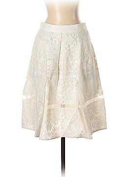 Rebecca Taylor Silk Skirt Size 2