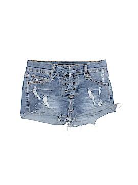 Contraband Denim Shorts Size 10