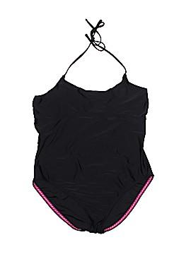 Speedo One Piece Swimsuit Size XL