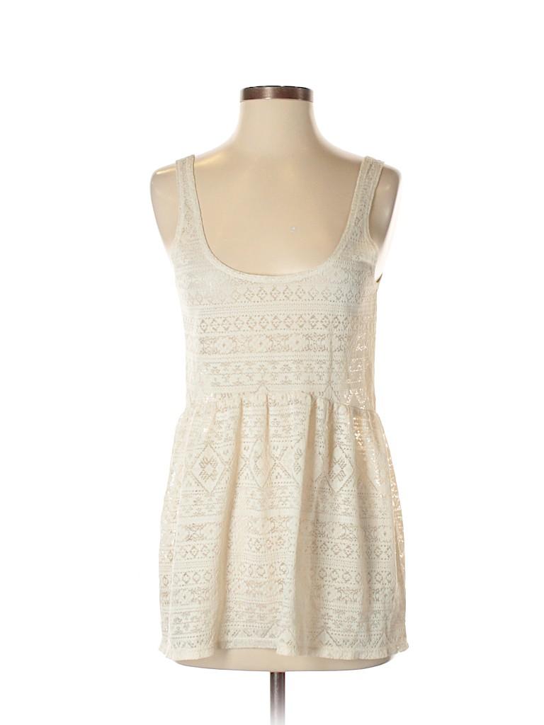 Kirra Women Sleeveless Blouse Size S