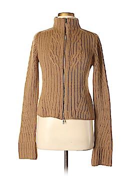 Les Copains Wool Cardigan Size M