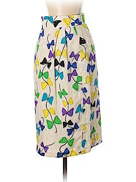 Louis Feraud Silk Skirt Size 4