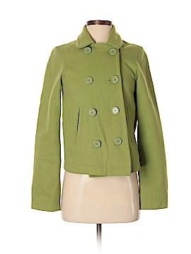 Abercrombie Wool Coat Size L