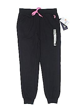 U.S. Polo Assn. Sweatpants Size 6X