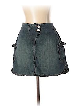 Tractor Denim Skirt Size S