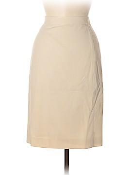 Calvin Klein Collection Wool Skirt Size 8