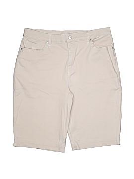 Gloria Vanderbilt Denim Shorts Size 12