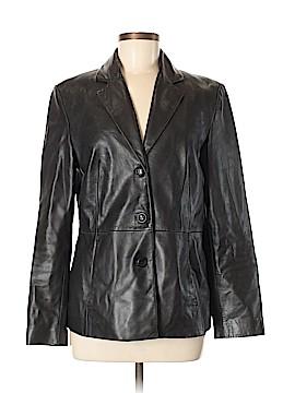 Siena Studio Leather Jacket Size 8