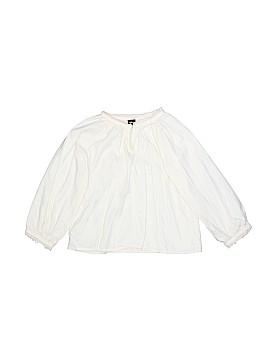Tea Long Sleeve Blouse Size 4