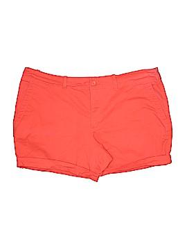 Eddie Bauer Khaki Shorts Size 18 (Plus)