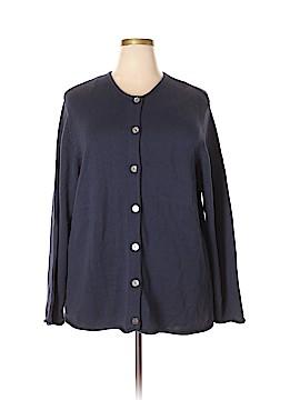Genuine Sonoma Jean Company Cardigan Size 2X (Plus)