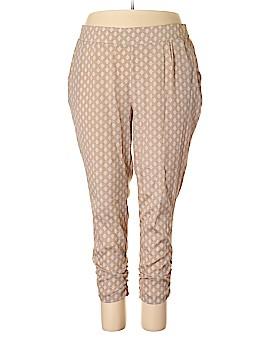 Heart Soul Casual Pants Size 3X (Plus)