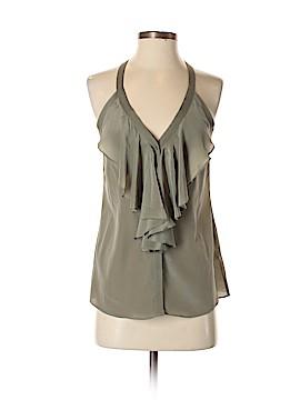Banana Republic Sleeveless Silk Top Size XS