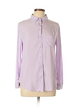 Banana Republic Long Sleeve Button-Down Shirt Size M (Petite)