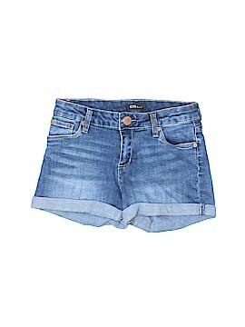 St. John's Bay Denim Shorts Size 0