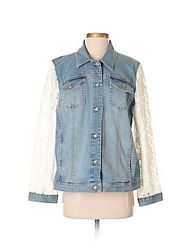 Platinum Denim Jacket Size 2