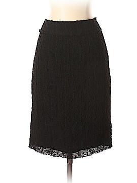 Alberta Ferretti Collection Silk Skirt Size 6
