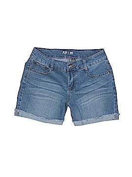 Apt. 9 Denim Shorts Size 4