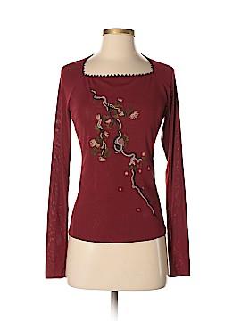 Vivienne Tam Long Sleeve Top Size 2