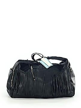 Leonello Borghi Leather Hobo One Size