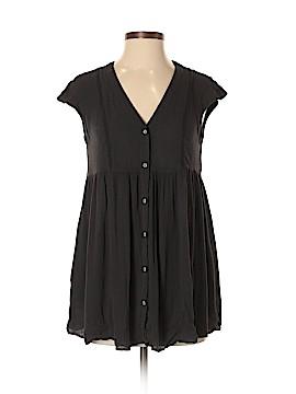 Vanessa Virginia Short Sleeve Blouse Size XS
