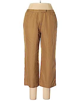 Peck & Peck Silk Pants Size 12
