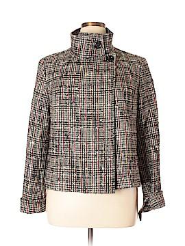 Lafayette 148 New York Wool Cardigan Size 16