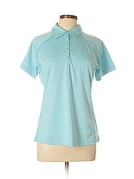 Cloudveil Short Sleeve Polo Size L