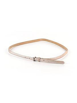Ann Taylor Leather Belt Size L