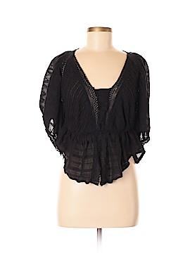 New Romantics 3/4 Sleeve Top Size M