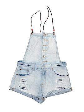 Forever 21 Overall Shorts 28 Waist