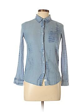 Treasure & Bond Long Sleeve Button-Down Shirt Size 14