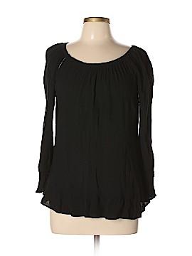 INC International Concepts 3/4 Sleeve Blouse Size 10