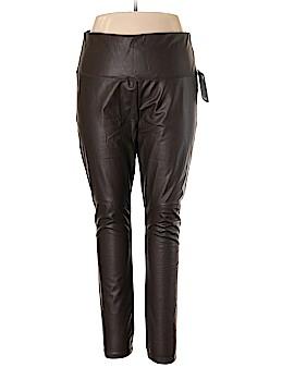 Lysse Faux Leather Pants Size 2X (Plus)