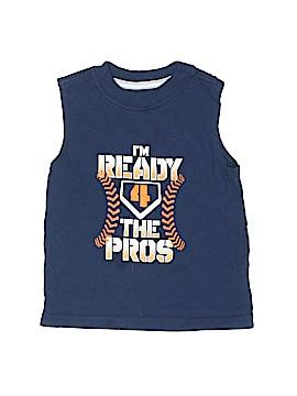 Healthtex Sleeveless T-Shirt Size 12-24 mo