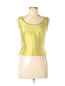 Marisa Baratelli Sleeveless Silk Top Size 6