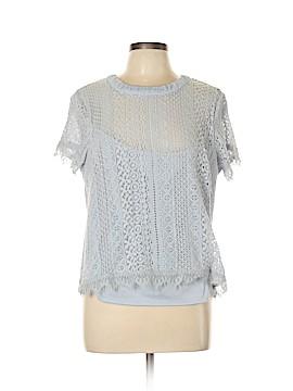 Lauren Conrad Short Sleeve Top Size XL