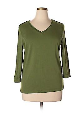 Amber Sun 3/4 Sleeve T-Shirt Size XL