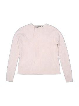 Valerie Stevens Seperates Cashmere Pullover Sweater Size L