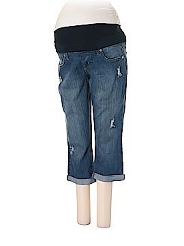 Lilac Jeans Size XS (Maternity)