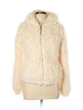 Ci Sono Faux Fur Jacket Size L