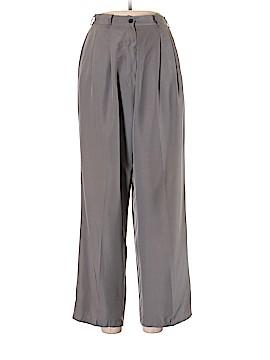 Adrienne Vittadini Silk Pants Size 10