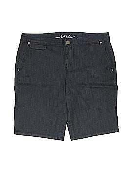 Inc Denim Denim Shorts Size 14