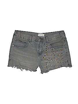 Free World Denim Shorts 29 Waist
